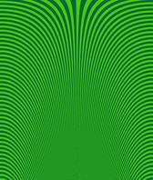 striped background op-art fountain effect