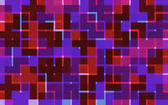 matrix of squares and lines creating a 'maze' pattern
